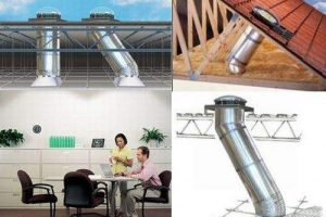 Innovative lighting solution that works without electricity