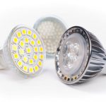 Comparing LED Lights with fluorescent lights