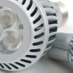 LED lights: The material of LED lights affects the performance and life of LEDs